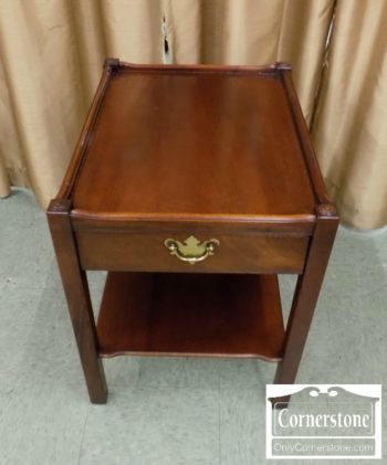 5965-1151 - Hickory Chair Mah Rect End Table