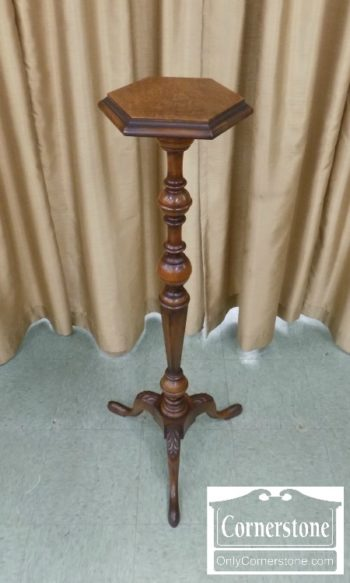 5965-1155 - Ball and Claw Foot Pedestal