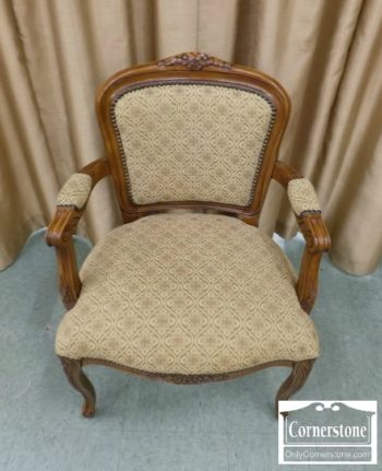 5965-1165 - French Style Occ Arm Chair