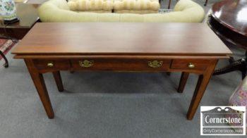 5965-1193 - Cherry Flip Top HallHarvest Table