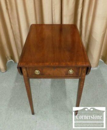 5965-1316 - Mah Pembroke Table