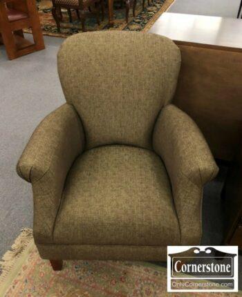 5965-1462 - Contemporary Tan Brown Club Chair