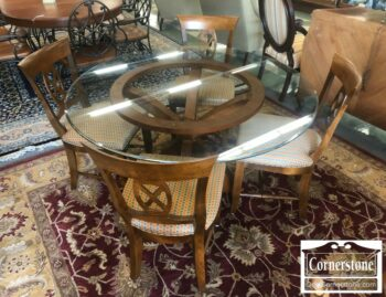 5965-1560 - Canadel Mfg 5pc Dinette