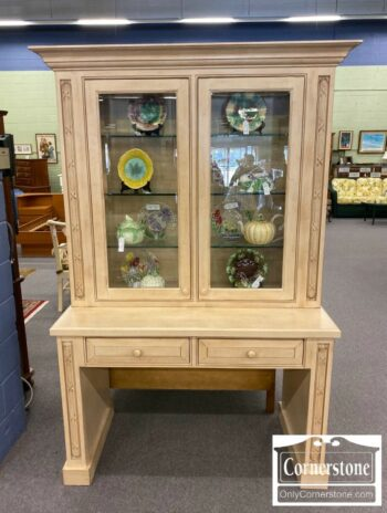 5965-1676-Craft-Made 2pc Wall Cabinet