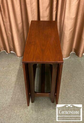 5965-1712-Teak Mid-Century Modern DL Table