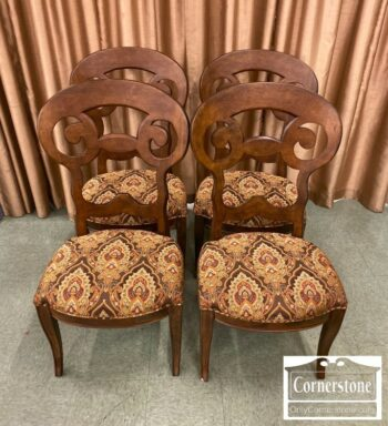5965-1823-Set of 4 Century Furn Dining Chairs