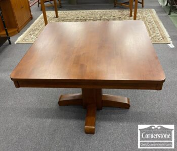 5965-1872 - Small Square Dining Table