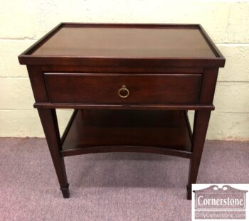 5965-1918 - Lane Cherry One-Drawer End Table_Nightstand
