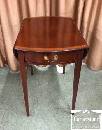 5965-1926 - Stickley Mahogany Pembroke Table