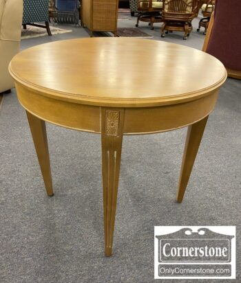 5965-2027 - EA Sol Maple Round End Table