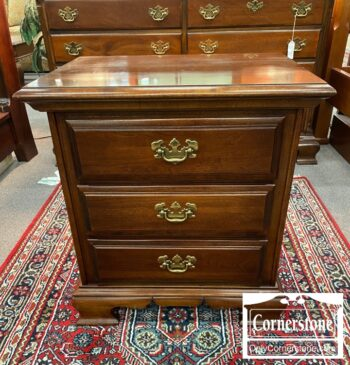 5965-2028 - Cherry Bedside Chest