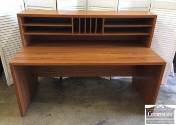 5965-2063 - Modern Teak Desk