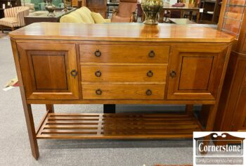 5965-2151 - Stickley Cher 21st Cent Collection Sideboard