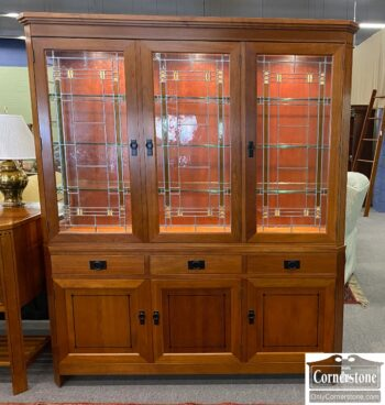 5965-2152 - Stickley Cher Display Cabinet