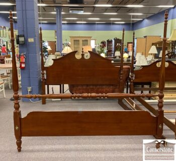 5965-2212 - Thomasville King Poster Bed