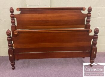 5965-2214 - Continental Solid Cherry Full Bed