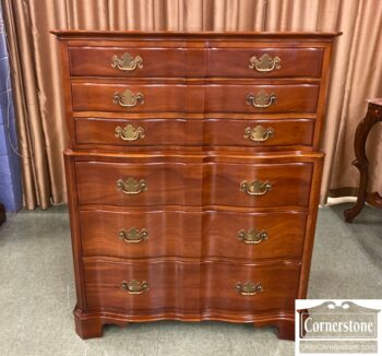 5965-2215 - Continental Solid Cherry Tall Chest