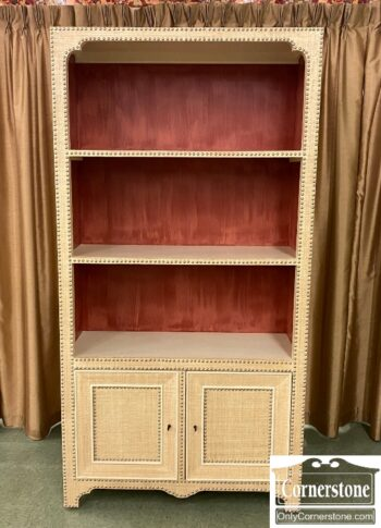 5965-2322 - Century Tall Painted Bookcase
