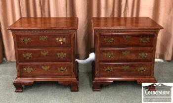 5965-2378 - Pr National Mt Airy Bedside Chests