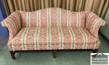 5965-2410 - Southwood Chipp Camelback Sofa