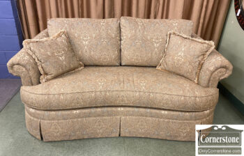 5965-2427 - EA Skirted Sofa Beige