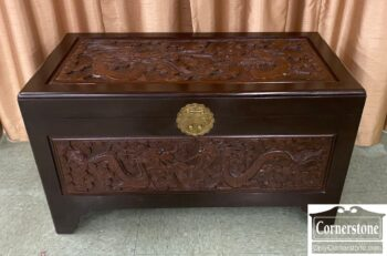 5965-2462 - Chinese Blanket Chest