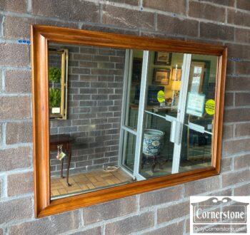 5965-2490 - Stickley Lg Rectangular Mirror