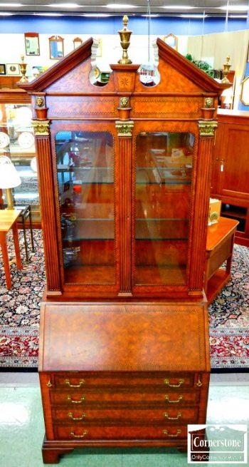 5965-255 Maitland Smith French Style Secretary Desk-1