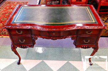 5965-450-solid-mahogany-carved-leather-top-desk
