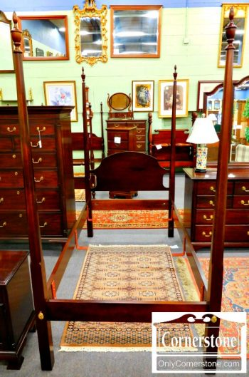 5965-452-cabinet-made-solid-mahogany-twin-pencil-post-bed