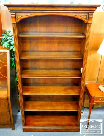 5965-540 - Hooker Tall Bookcase