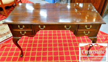 5965-606 Ethan Allen Solid Cherry Desk