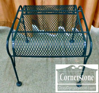 5965-625 Green Patio Stand