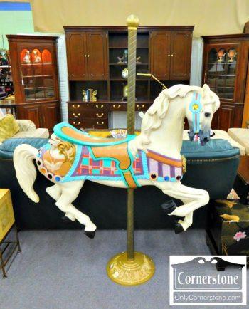 5965-706 - Carousel Horse
