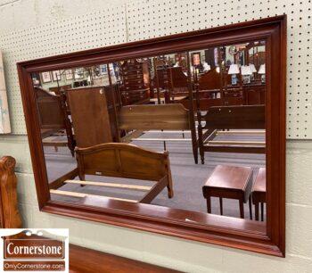 5966-1003 - HH Cherry Rectangular Mirror