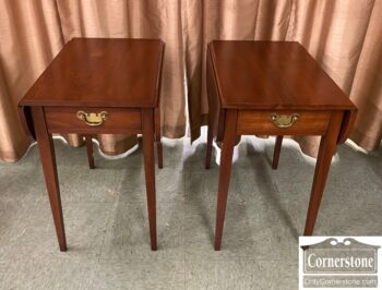 5966-1009 - Pr HH Sol Cher Hepp Pembroke Tables