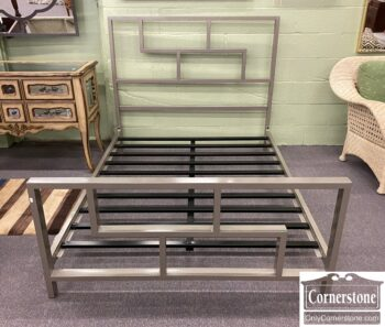 5966-1033 - Aluminum Cont Double Bed