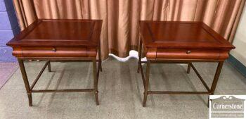 5966-1095 - Pr Hekman Cher Cont End Tables