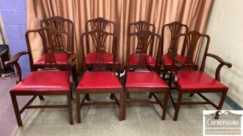 5966-1131 - 8 Madison Sq Sol Mah Chairs