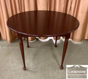 Tom Seely Solid Cherry Round Table