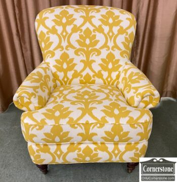5966-1251 - Huntingdon House Yellow Occasional Chair