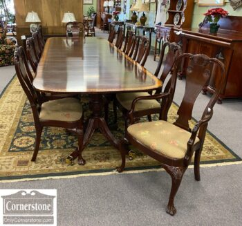 5966-1267 - Wellington Hall 12 Dining Chairs