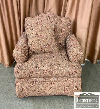 5966-1355 - Bassett Uph Occ Chair