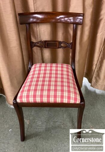 5966-1374 - Potthast Duncan Phyfe Side Chair