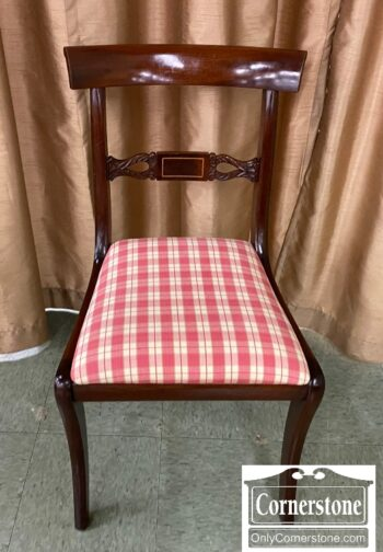 5966-1375 - Potthast Duncan Phyfe Side Chair