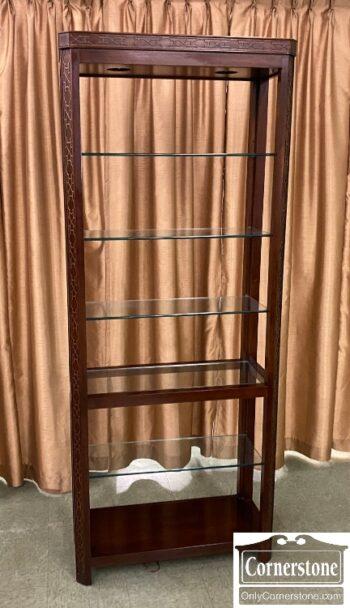 5966-1388 - Chinoisserie Open Curio Shelf