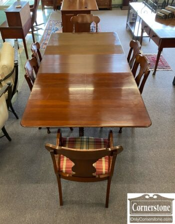 5966-1445 - PA House DL Tbls 2Lvs 6 Chairs