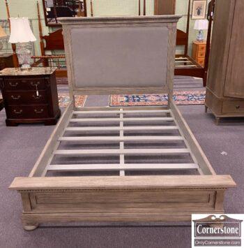 5966-1465 - Restor Hardwr Q Bed Fabr Headbrd