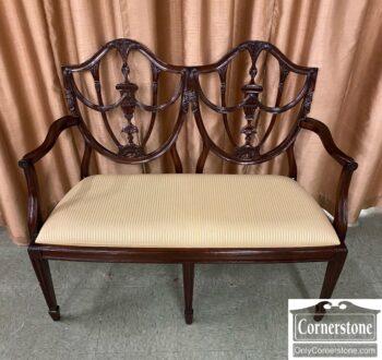 5966-1488 - Mah Hepp Chairback Settee
