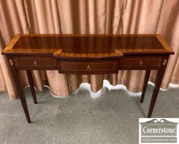 5966-1489 - Mah Hepp Inlaid Wall Table